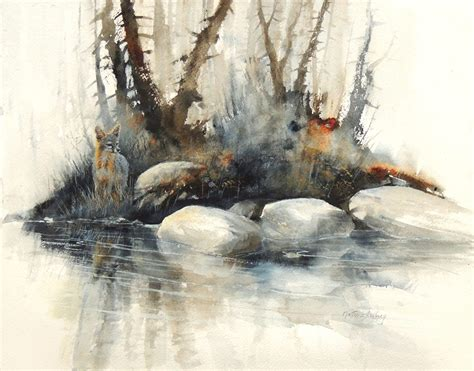 water color artists the watercolour log watercolour paintings 11
