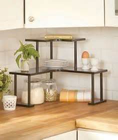 kitchen counter corner shelf 1000 images about study shelving storage ideas on