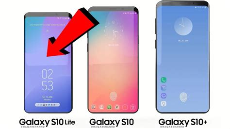 Samsung Galaxy S10 Lite by Samsung Galaxy S10 Lite To Be Called Galaxy S10 E Won T Come With An In Display Fingerprint Sensor