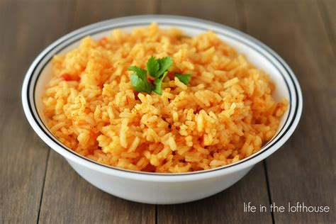 mexican rice recipe dishmaps