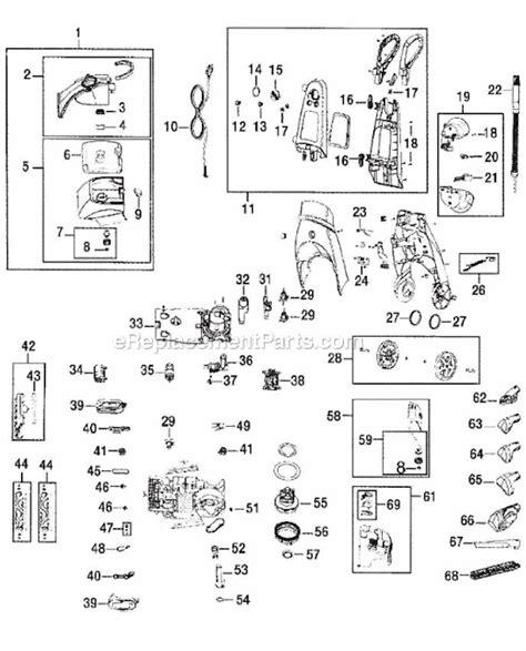 hoover floormate parts diagram bissell parts diagram rexair parts diagram elsavadorla