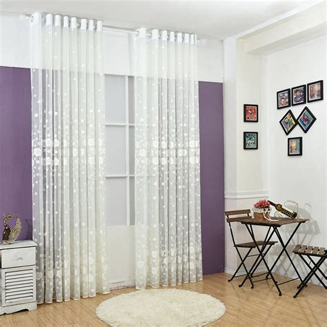 sheer curtains living room ᐂ2016 reticulation design tulle window curtain curtain
