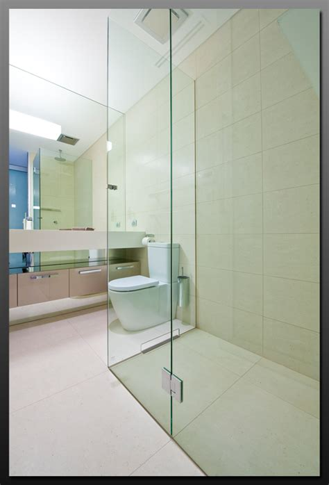 Shower Screen Glass by Glass Adelaide Commercial Showerscreens