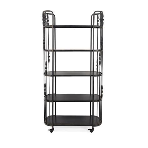 etagere decorative metal etagere metal noir 3 id 233 es de d 233 coration int 233 rieure