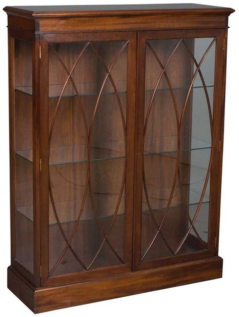 mahogany bookcase with glass doors antique mahogany bookcase glass doors awesome