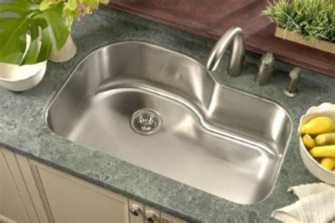 How To Install Undermount Kitchen Sink 32 Inch Stainless Steel Undermount Offset Single Bowl Kitchen Sink With Accessories
