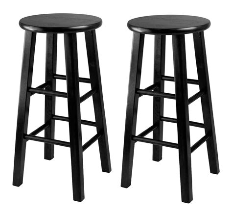 Black Wooden Stools Kitchen by Walmart Stools For Inspiring Bar Stool Furniture Design