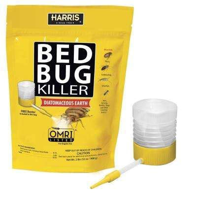 harris bed bug powder dust home perimeter insect control insect pest