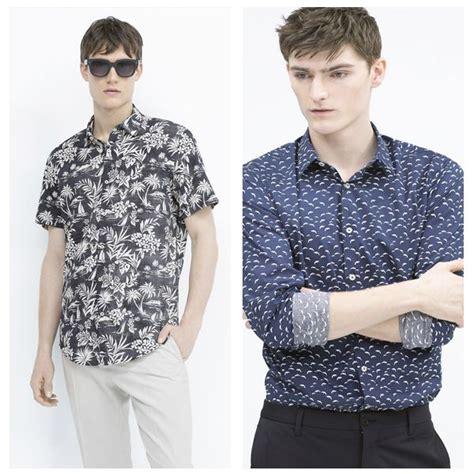 tendencias camisas para hombre primavera verano 2015 tendencias de hombre primavera verano 2015 blog quot el