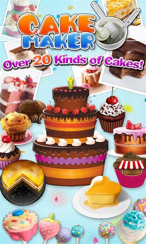 Cake Maker by Cake Maker 2 Cooking Android Apps On Play