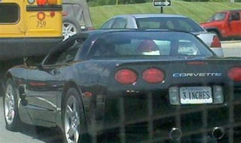 Hilarious Vanity Plates by License Plates Part 3 34 Pics