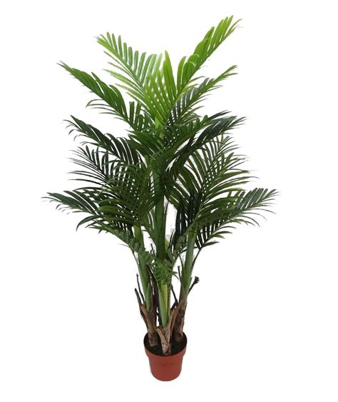 areca palm medium real touch artificial areca palm tree from