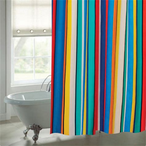 Bright Shower Curtains Geist Bright Shower Curtain By Home
