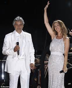 50th Wedding Anniversary Photo Album Andrea Bocelli Joins Stars In Celebrating 50th Anniversary Of Songs Of Praise Daily Mail Online
