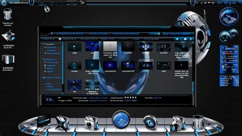 imagenes en 3d de windows 8 descarga tema 3d alienware blue para w7 sin pass area52