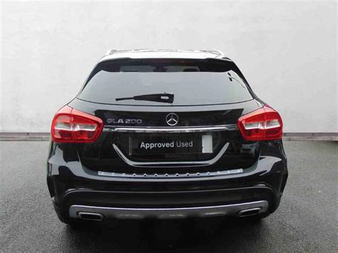 New Gla 200 Amg by Used Mercedes Gla Class Gla 200 Amg Line 5dr For Sale