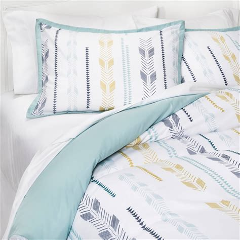 arrow bed minimalist breezy bedding perfect for summer design