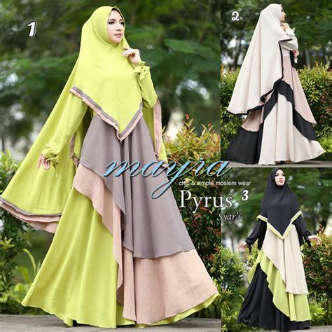 Butterfly Set Setelan Muslim Fashion Muslim gamis fashion butiq laman 14