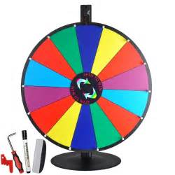 Spin Wheel Template by Spin Wheel Template Clipart Best