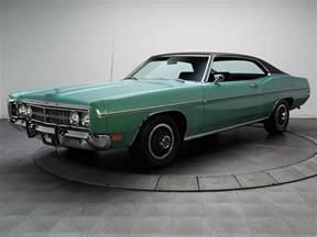 1970 ford galaxie 500 sportsroof classic wallpaper