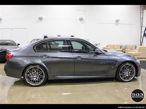 bmw packages 2017 bmw m3 loaded competition package w 87k msrp
