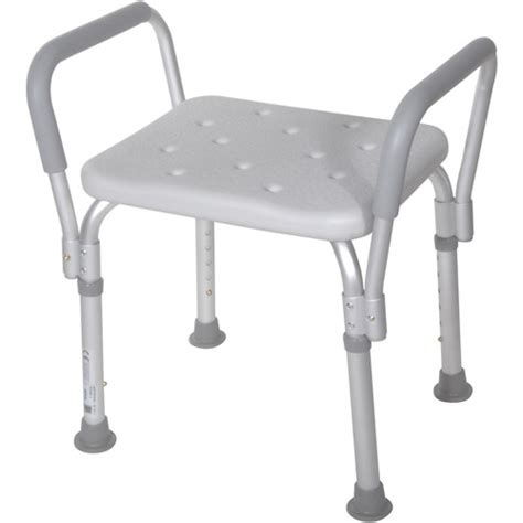 bath bench walmart drive medical bath bench with padded arms walmart com