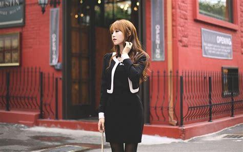 Dress Kerja Wanita Modern Bd258 dress wanita kerja modern terbaru jual model