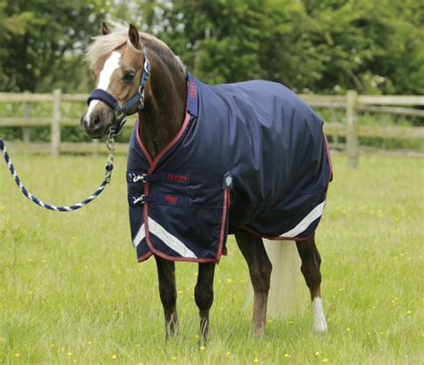 pony rugs 4 9 pony titan trio complete turnout rug