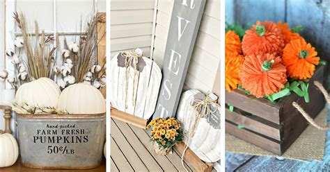 14 best rustic fall decor and design ideas for 2018