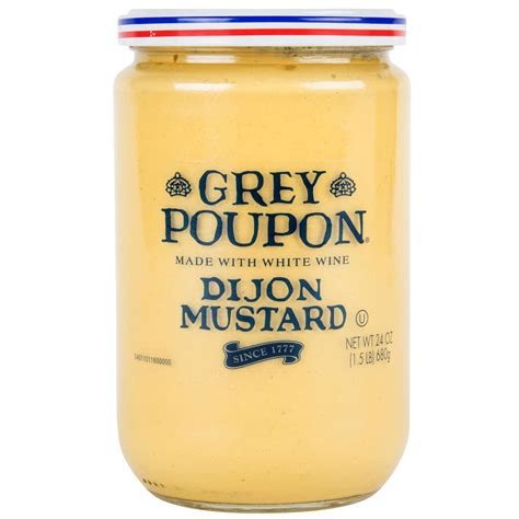 grey poupon dijon mustard 24 oz