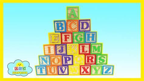 Abc Blocks learn the alphabet words with abc playskool