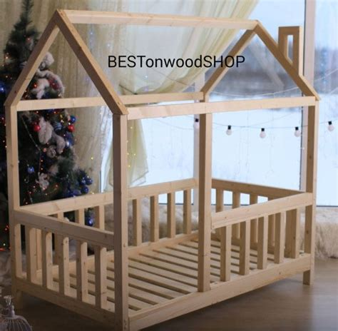 toddler bed house bed tent bed wooden house wood