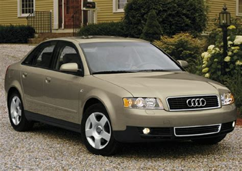 2003 audi a4 review 2003 audi a4 reviews specs and prices cars