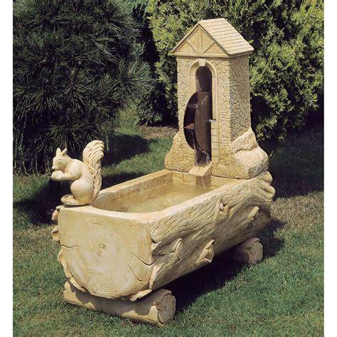Garten Kaufen by Brunnen Wasserm 252 Hle Gartenbrunnen U Springbrunnen Im