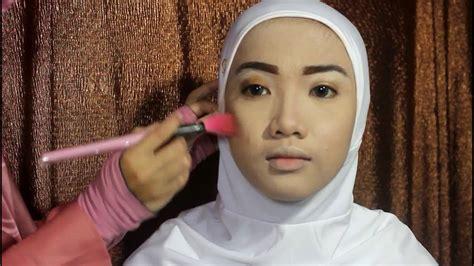 tutorial make up ala pengantin tutorial make up pengantin ala barbie tanpa cukur alis