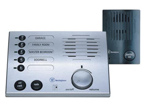 wireless home wireless outdoor intercom systems for home