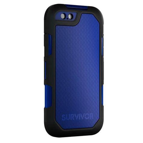 iphone   griffin survivor summit case black blue