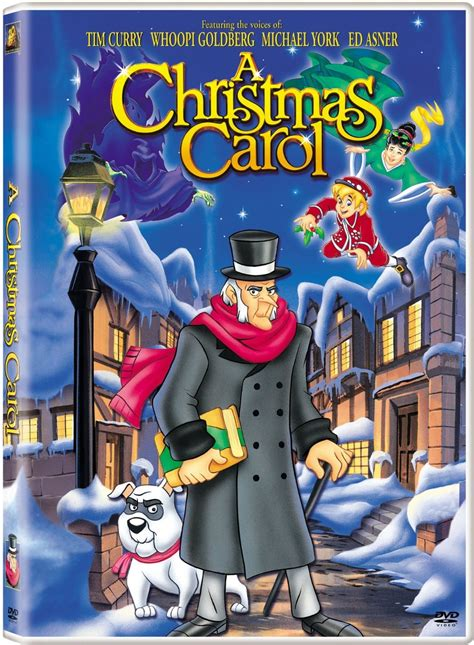 scrooge 27 christmas carol 1997 tim curry reviewing