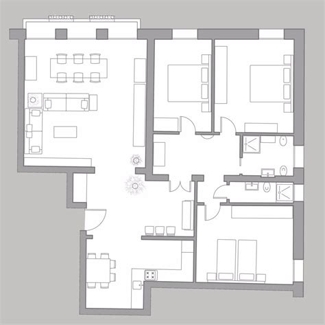 piano floor plan finest holiday apartments in venice truly venice apartments