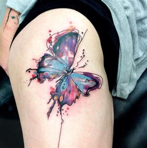 watercolor butterfly tattoo designs 229 best images on