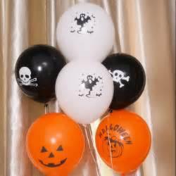 festive decorations hot 50pcs new arrivals halloween balloons festive