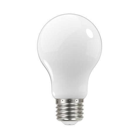 which is the best light bulb that looks like a flame ecosmart 60 watt equivalent soft white a19 non dimmable led light bulb 8 pack a800st q1 07
