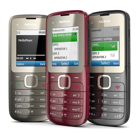 themes for nokia c2 00 dual sim new dual sim phones from nokia 187 momblogger momblogger