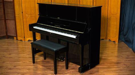 yamaha model ux  professional upright piano  sale