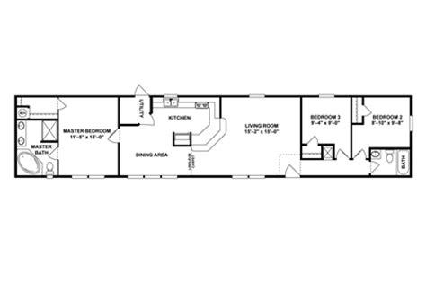 16x80 mobile home floor plans 16x80 mobile home floor plans