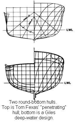 round bottom boat round bottom hulls acbs bslol bob speltz land o lakes
