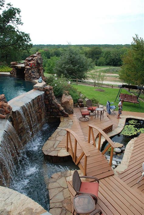 amazing backyards cool pools to dip your toes into nbws pool service for