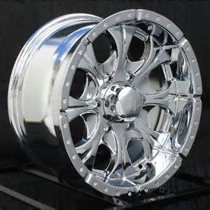 Chrome Chevy Truck Wheels 16 Inch Chrome Wheels Rims Gmc Chevy 1500 6 Lug Truck