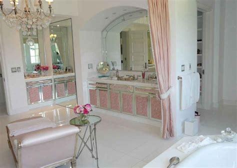 lisa vanderpump bedroom pink cabinets in master bath hooked on houses