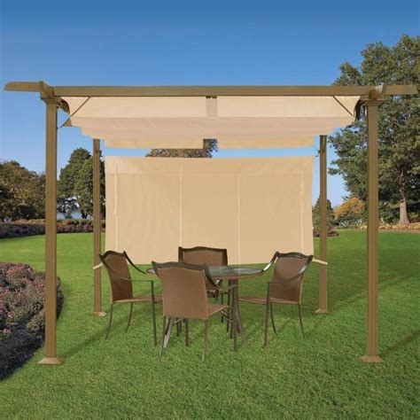 21 Best Images About Pergola W Retractable Awning On Outdoor Blinds For Pergola
